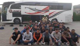 Yasa Dışı Göçmen İhbarı 50 Kişi Yakalandı