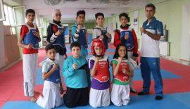 Siirtli Tekvandocular Türkiye Şampiyonasına Hazırlanıyor