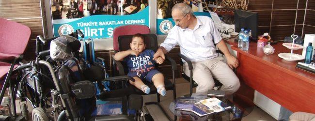 Şahinbey Belediyesi Engellileri Sevindirdi