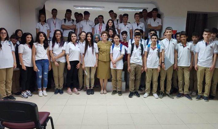 Açı Eğitim Kurumları 2018-2019 Yılına Merhaba Dedi