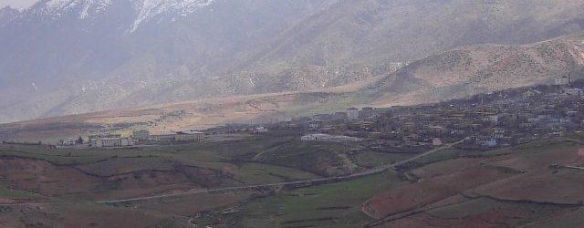 Eruh'da Sokağa Çıkma Yasağı