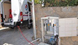 Dicle Elektrik'ten Siirt'te Arıza Önleyici Bakım