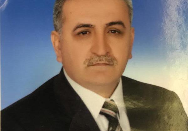Müslim Hazinoğlu Siirt Belediye Başkanlığına Talip