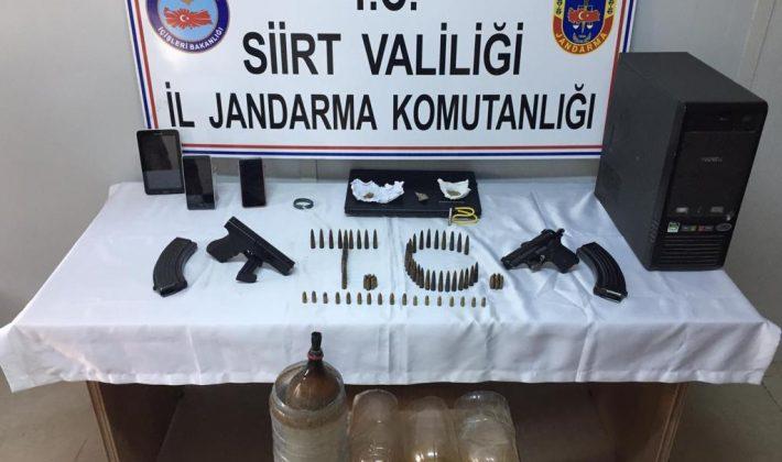 2 Şahız Gözaltına Alındı