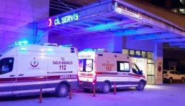 10 Uzman Çavuş Yaralandı