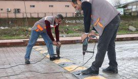 Siirt Belediyesinden Kasis Çalışması