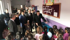 BAYKAN'DA 'SIFIR ATIK PROJESİ' TANITILDI