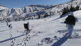 Siirt'te Jandarma PKK'ya Nefes Aldırmıyor