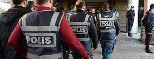 Siirt'te FETÖ/PDY Operasyonu 7 Gözaltı