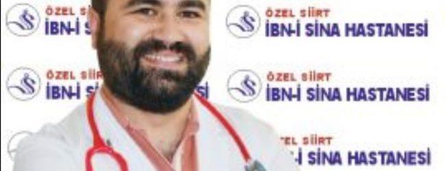 İbni Sina Hastanesinde Doktor Buğur Uyardı