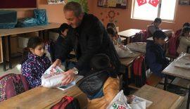 Siirt Vakfına ulaşan Okul Öğretmeni Hedefine Ulaştılar