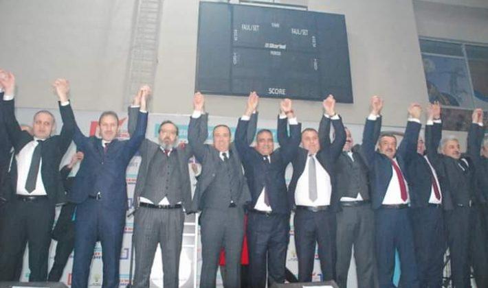 Ak Parti Belediye Başkan Tanıtım Toplantısı Yapıldı