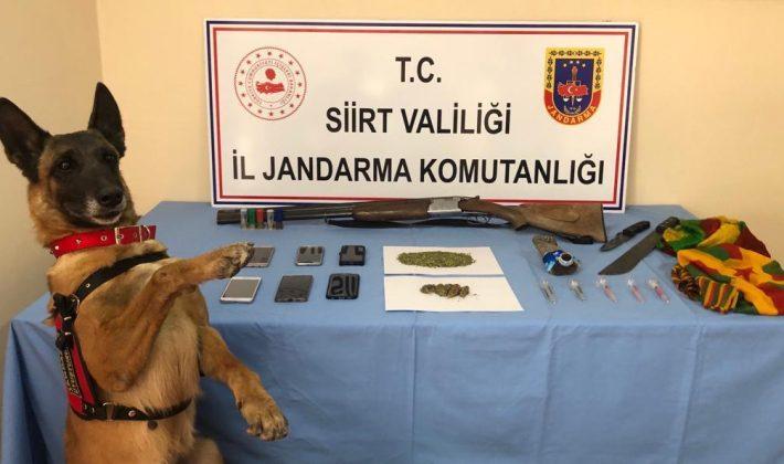 Jandarma Ve Emniyet'ten Büyük Operasyon