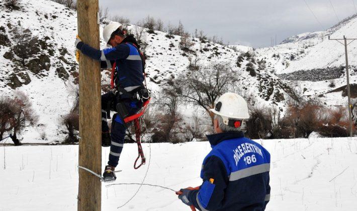 Şirvan'da Elektriksiz Köy Kalmadı