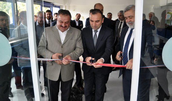 Dicle Elektrik 6. Müşteri Memnuniyeti Merkezi'ni Siirt'te Açtı