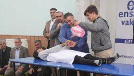 Siirt Anadolu İmam Hatip Lisesinde uygulamalı Eğitim