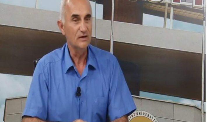 Siirt'te Öğretim Üyesi Kalp Krizi Geçirerek Hayatını Kaybetti
