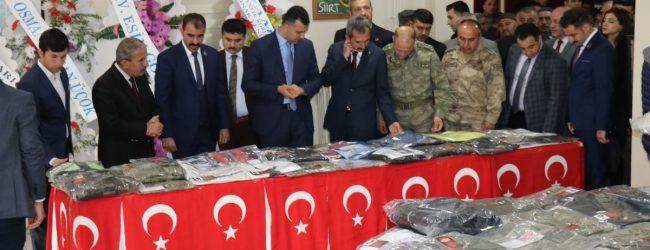 Binbaşı Şehit Mithat Dunca Sergisi Açıldı