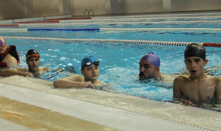 Siirtli Yüzücüler Trabzon'da Kulaç Atacak