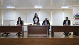 Siirt Belediye Meclisi İlk Toplantısını Yaptı