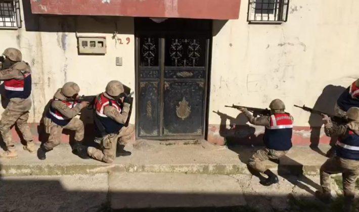 PKK/KCK Terör Örgütüne yardım ve yataklıktan 3 Şahıs Gözaltına Alındı