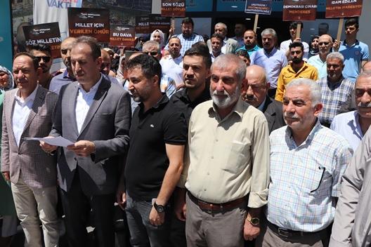 """AK PARTİ'DEN """"27 MAYIS DARBESİ"""" AÇIKLAMASI"""