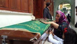 4'üncü Kattan Düşen Çocuk Gözyaşlarıyla Toprağa Verildi