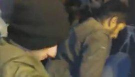 Siirt'te 4 düzensiz göçmen yakalandı