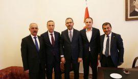 PERVARİ'YE SPOR KOMPLEKSİ VE 3 BASKETBOL SAHASI KAZANDIRILIYOR