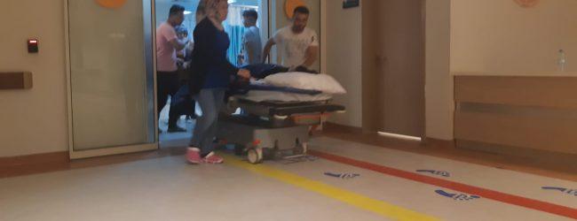 Aşırı Hızdan 3 Kişiye Yaralandı