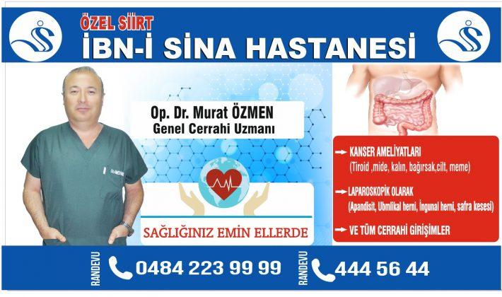Genel Cerrah Murat Özmen