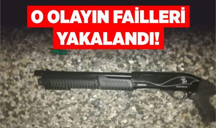 O OLAYIN FAİLLERİ YAKALANDI!