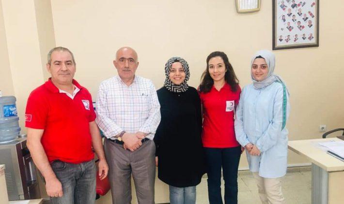 Siirt Kızılay'dan Kan Bağışı Çağrısı