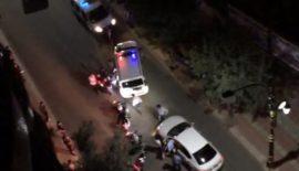 Düğün Konvoyuna Polis Müdahalesi 1 Gözaltı
