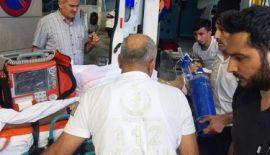 Elektrik Akımına Kapılan 33 Yaşındaki Kerem Ağır Yaralandı