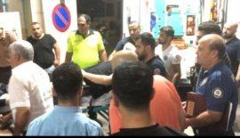 Siirt'te Devriye Gezen Polislere Silahlı Saldırı 1 Polis Yaralı