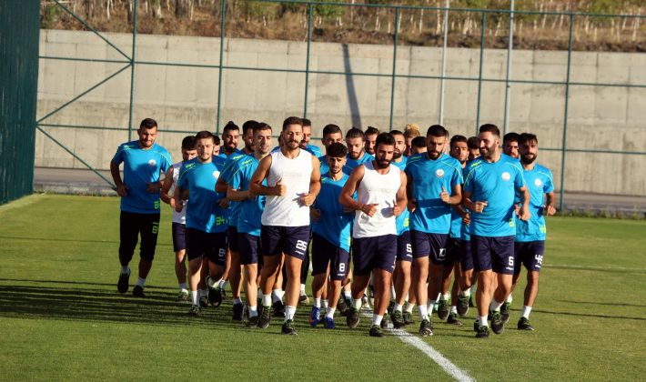 Siirt İl Özel İdare Spor Kulübü Sportif Direktörü Ahmet Erten;