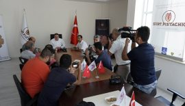 Vali Vekili Yıldızhan Siirt'in Olan Tesisine Sahip Çıkalım