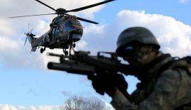 Eruh Kırsalında, 5 Terörist Etkisiz Hale Getirildi