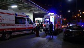 Siirt'te Kamyon Devrildi 3 Yaralı