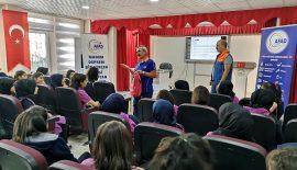 13 Ekim Uluslar Arası Afetlerin Azaltılması Günü Eğitimi Gerçekleştirildi