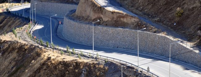 Pervari'ye 40 Bin Liralık Aydınlatma Yatırımı