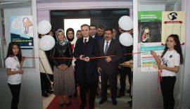 Siirt'te TÜBİTAK Bilim Fuarı Açıldı