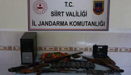 PKK/KCK Terör Örgütüne Yardım ve Yataklık Ettikleri Tespit Edilen (10) Şüpheli Şahıs Gözaltına Alındı