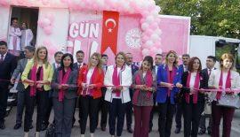 SİİRT'TE MOBİL KANSER TARAMA ARACI HİZMETE GİRDİ
