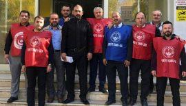 Türkiye Kamu Sen Siirt İl Temsilciliğinden Basın Açıklaması
