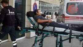 Siirt'te Tarım Aracı Devrildi 1 Yaralı